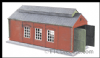 Peco NB-5 Engine Shed, brick built type
